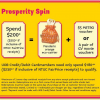 City Square Mall Prosperity Spin Exclusive (Till 17 Feb 2013)