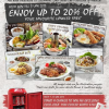 Food Republic Suntec City Promotions – Enjoy Up To 20% Off