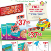 Cold Storage Pampers Promotion – Free Fisherprice Toy