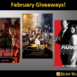 Golden Village February Tickets Giveaway Contest