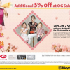 OG Storewide Sale Maybank Cards Discounts