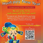 STClassifieds Huat-ppy New Year Contest