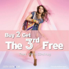 Cache Cache Buy 2 Get 3rd Free Promotion (Till 22 Aug 2013)