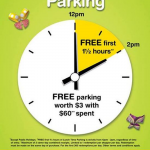 City Square Mall Free Weekday Parking Deal