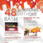 Downtown East 48th National Birthday Bash