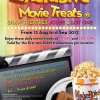 Exclusive Movie Treats @ Shaw Theatres JCube & Lot One (Till 6 Sep 2013)
