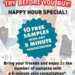 Kiehl's Happy Hour Special (Till 16 Aug 2013)