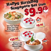 Lerk Thai Restaurant National Day Promotion 2013