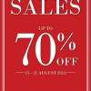 Metro Wacoal's Clearance Sale (Till 21 Aug 2013)
