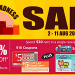 Popular August Madness Sale (Till 11 Aug 2013)