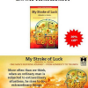 Times Bookstores My Stroke of Luck Book Promotion