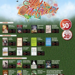Times Bookstores National Day Promotion (Till 31 Aug 2013)