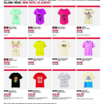 Uniqlo Sale (Till 22 Aug 2013)