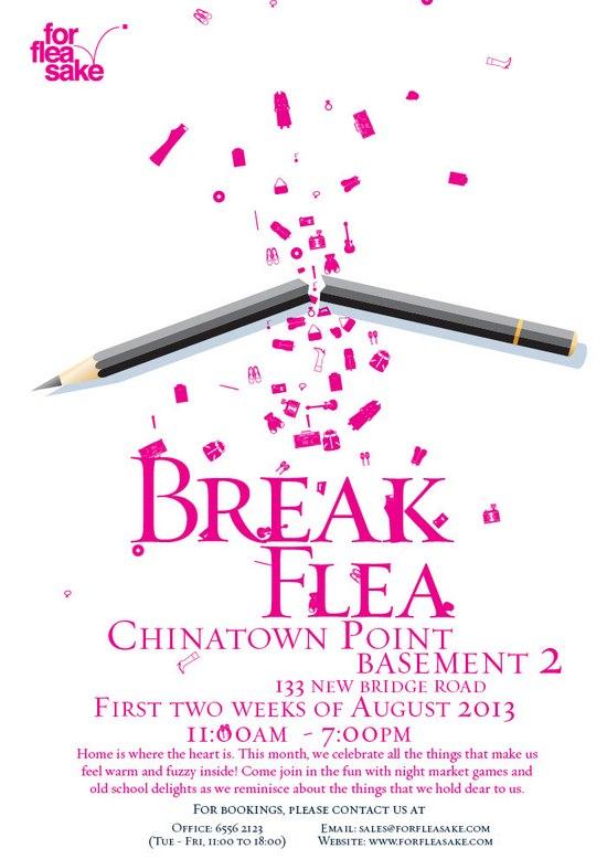 Break Flea (August 2013)