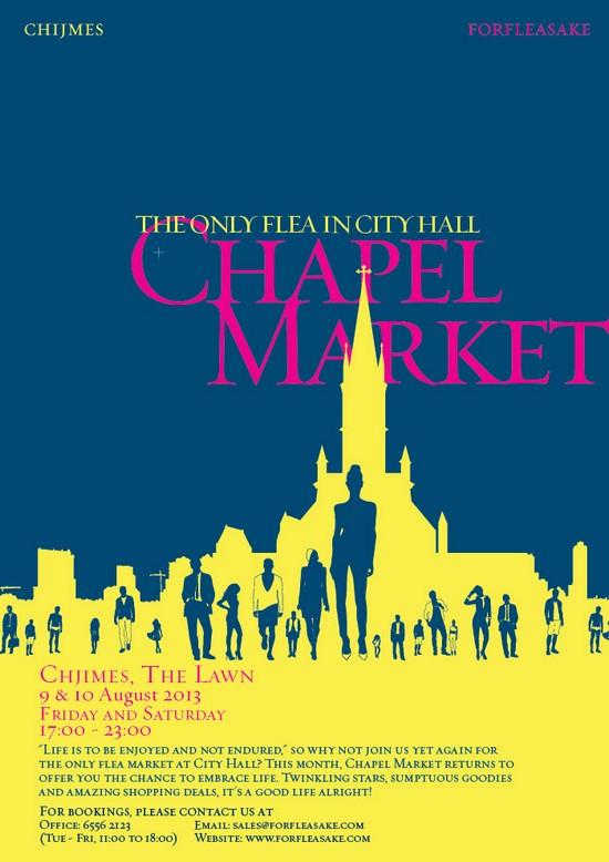 Chapel Market (August 2013)