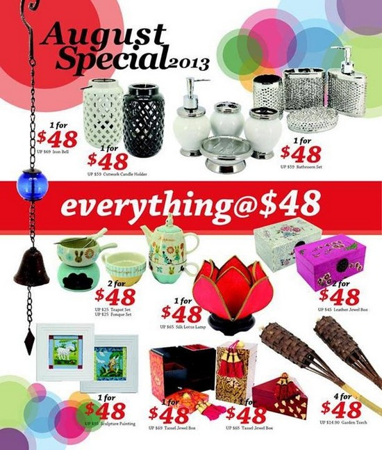 Lims Arts & Living August Special 2013