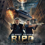 Cathay Cineplexes R.I.P.D Free T-Shirt Promotion