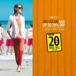 G2000 End Season Sale – Up To 70% Off (Till 18 Aug 2013)