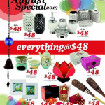 Lim's Arts & Living August Special 2013
