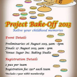 Project Bake Off 2013